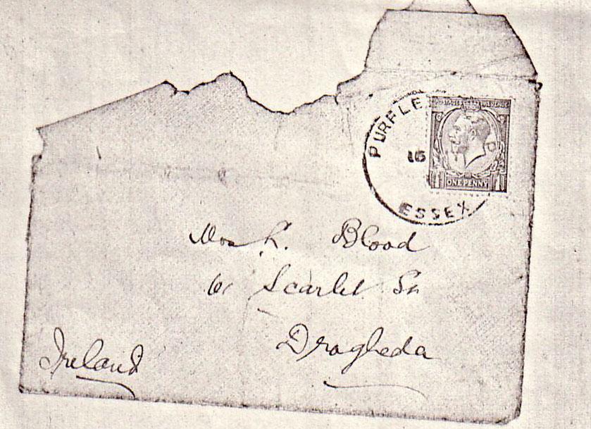 Last-Letter-Envelope