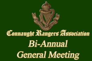 CRA Bi-Annual General Meeting